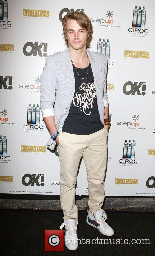 James Preston Ciroc Vodka, OK! Magazine & Step...