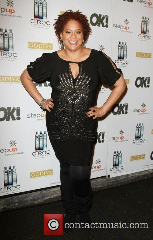 Kim Coles Ciroc Vodka, OK! Magazine & Step...