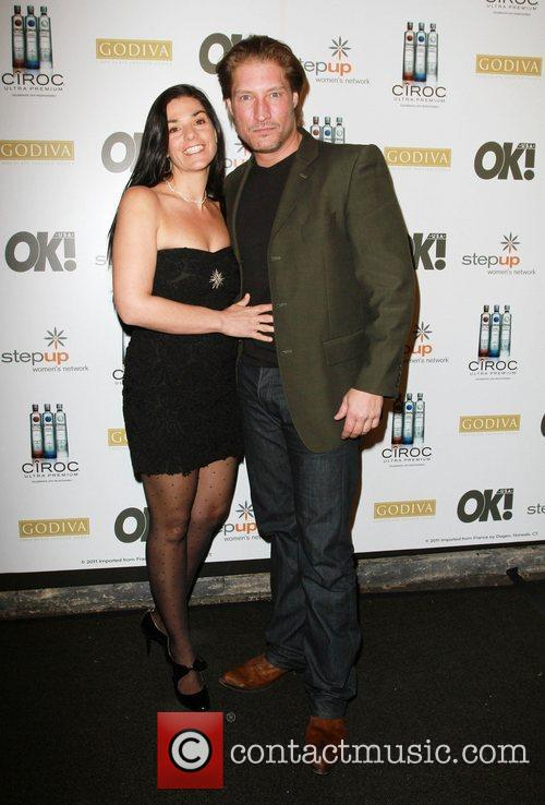 Sean Kenan and Guest Ciroc Vodka, OK! Magazine...