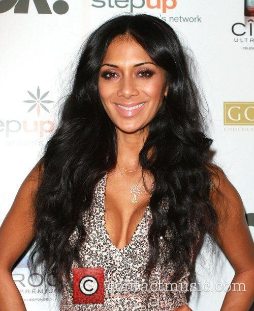 Nicole Scherzinger and Celebration 11