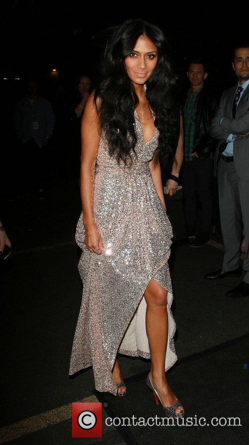 Nicole Scherzinger and Celebration 9