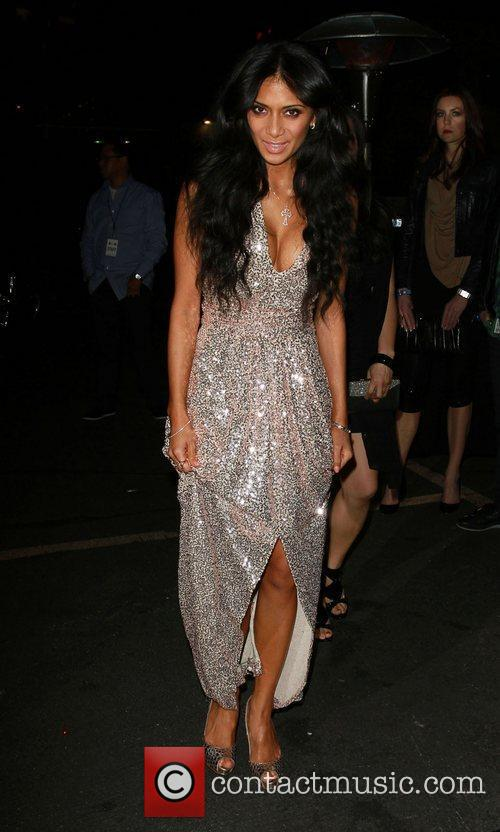 Nicole Scherzinger and Celebration 8
