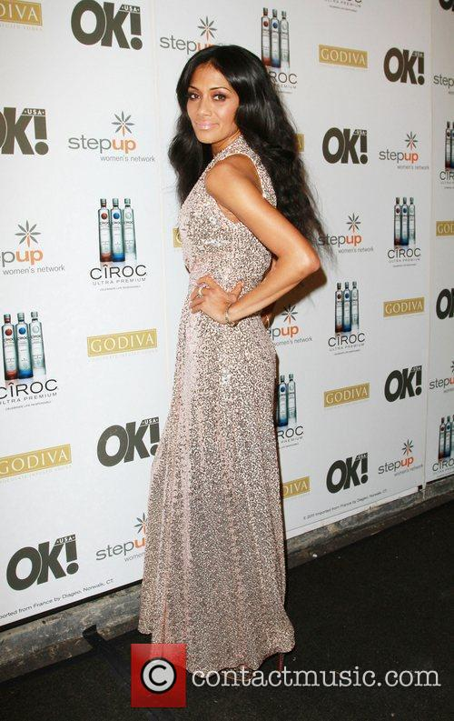 Nicole Scherzinger and Celebration 7