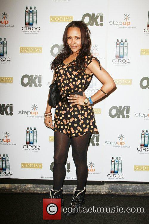 Samantha Mumba Ciroc Vodka, OK! Magazine & Step...