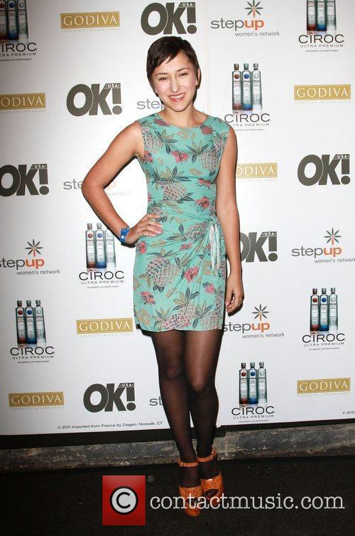 Zelda Williams and Celebration 5