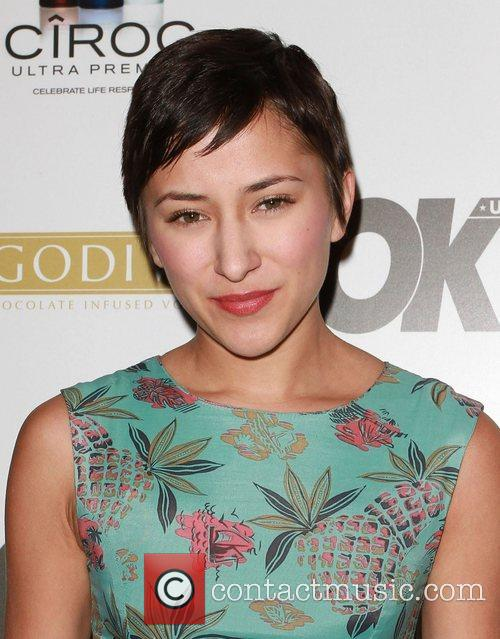 Zelda Williams and Celebration 3