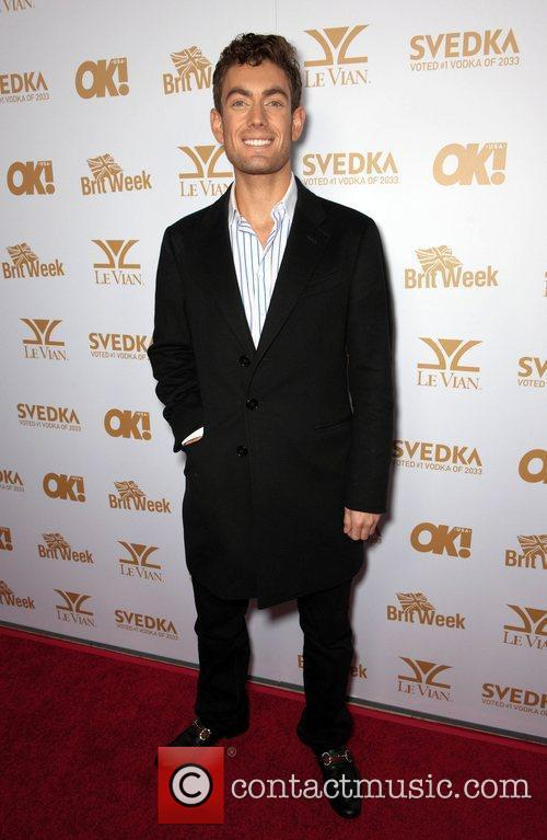 Adam Taki  OK! Magazine And BritWeek Celebrate...