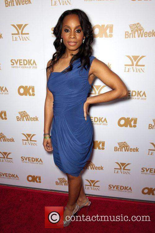 Anika Noni Rose  OK! Magazine And BritWeek...