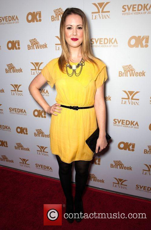 Aynsley Bubbico OK! Magazine And BritWeek Celebrate The...