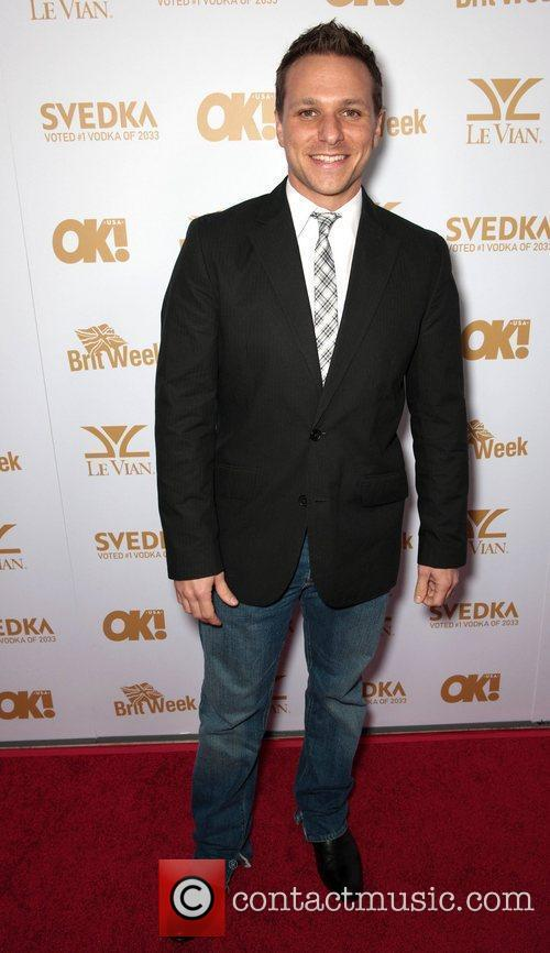 Drew Lachey OK! Magazine And BritWeek Celebrate The...