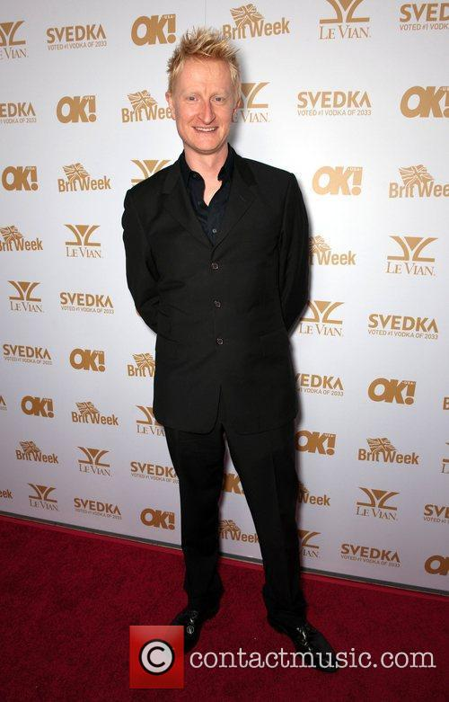 Guy Hendrix OK! Magazine And BritWeek Celebrate The...