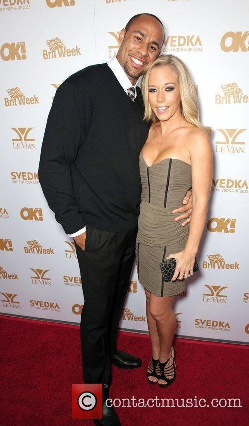Hank Baskett and Kendra Wilkinson OK! Magazine And...