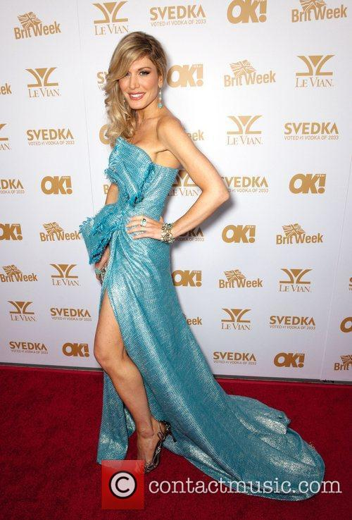 Hofit Golan  OK! Magazine And BritWeek Celebrate...