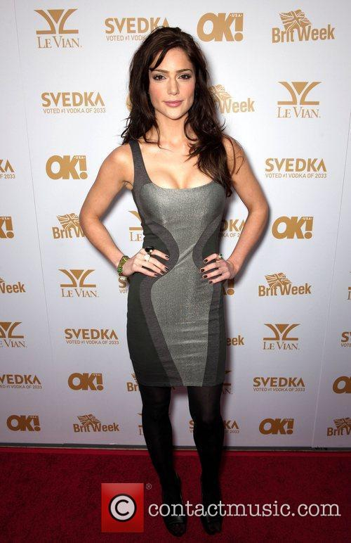 Janet Montgomery OK! Magazine And BritWeek Celebrate The...