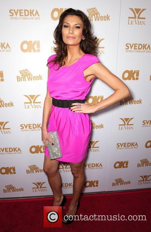 Julia Kurbatova  OK! Magazine And BritWeek Celebrate...