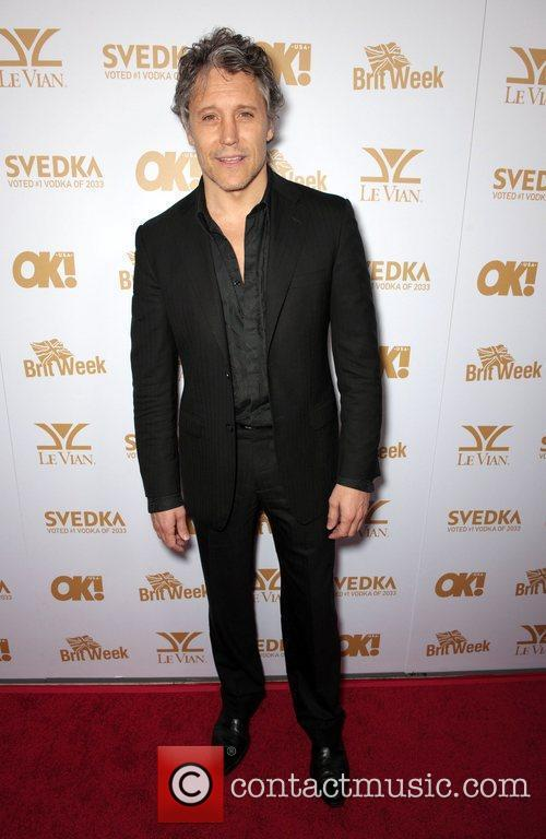 Max Ryan  OK! Magazine And BritWeek Celebrate...