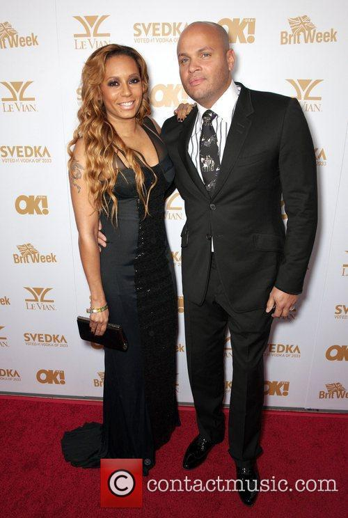Mel B, Stephen Belafonte, The Oscars and Oscars 3