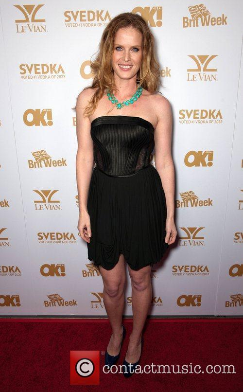 Rebecca Mader OK! Magazine And BritWeek Celebrate The...