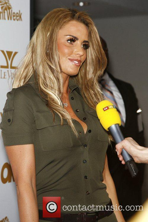 Katie Price, The Oscars and Oscars 3