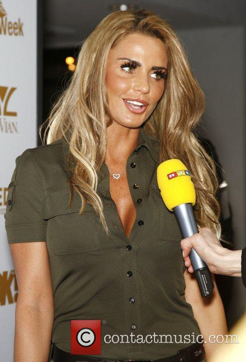 Katie Price, The Oscars and Oscars 4