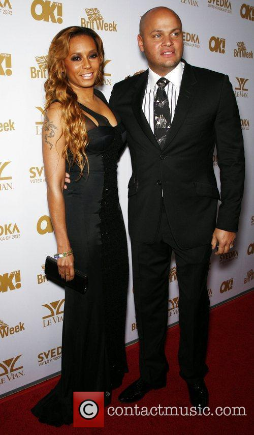 Mel B, Stephen Belafonte, The Oscars and Oscars 1