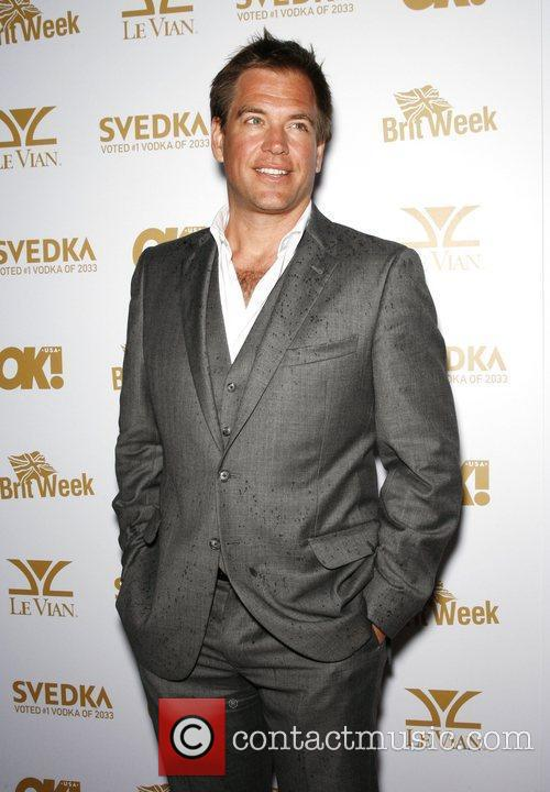 Michael Weatherly  OK! Magazine And BritWeek Celebrate...