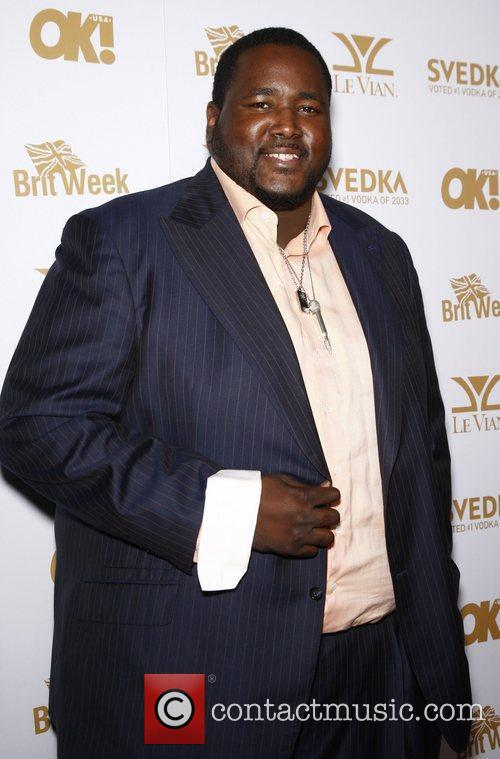 Quinton Aaron OK! Magazine And BritWeek Celebrate The...