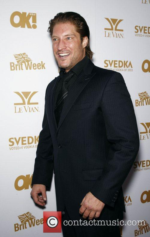 Sean Kanan OK! Magazine And BritWeek Celebrate The...