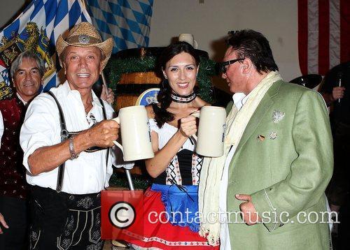 Siegfried Fischbacher, Eugenia Cho and Roy Horn Siegfried...