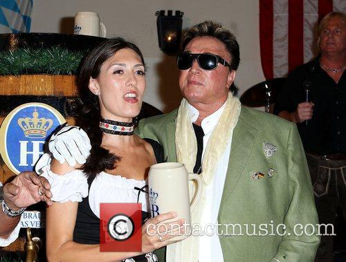 Eugenia Cho and Roy Horn Siegfried and Roy...
