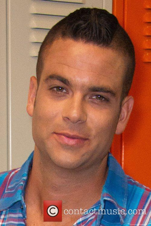 Glee and Mark Salling 2