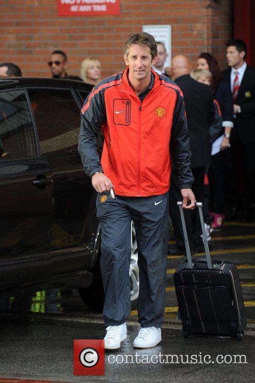 Edwin Van De Sar Departures from Old Trafford...