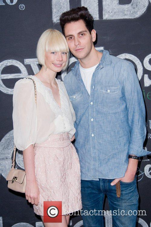 Erin Fetherston and Gabe Saporta The Olevolos Project...