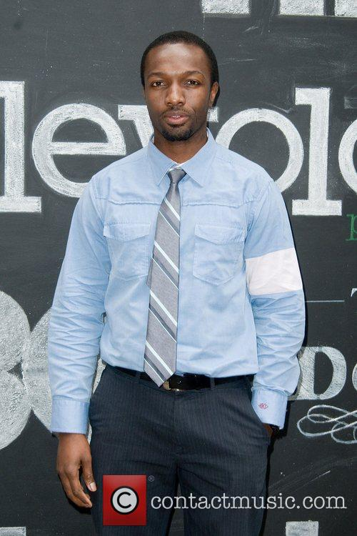 Jamie Hector The Olevolos Project Fundraiser Brunch at...