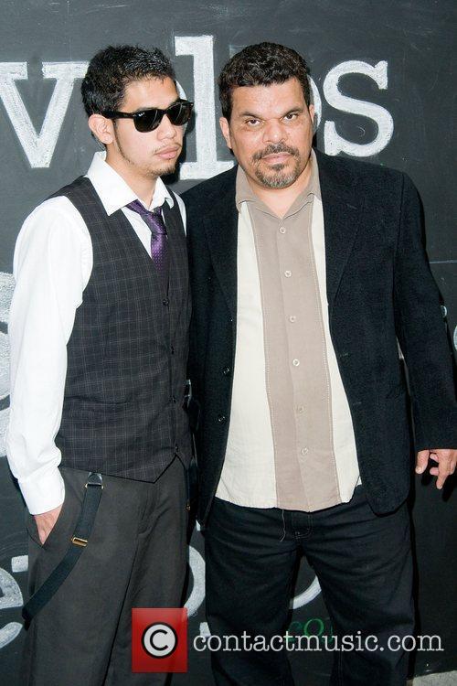 Temi Guzman and Luis Guzman The Olevolos Project...