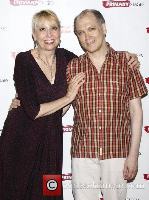 Julie Halston and Charles Busch Meet and greet...