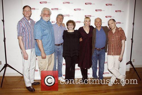 Mark Brokaw, Richard Masur, David Garrison, Marcia Jean...