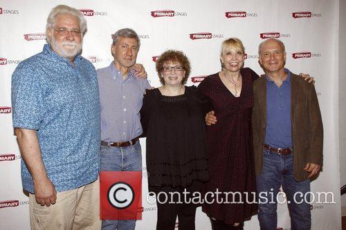 Richard Masur, David Garrison, Marcia Jean Kurtz, Julie...