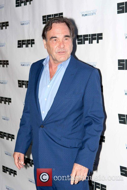 Oliver Stone who won the Founder's Directing Award...