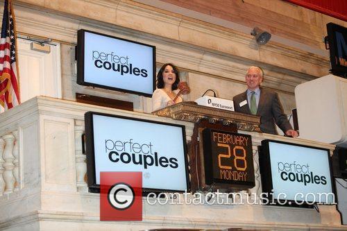 Olivia Munn and Stock 7