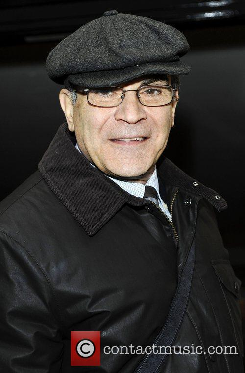 David Suchet, Laurence Olivier and Haymarket Hotel 1