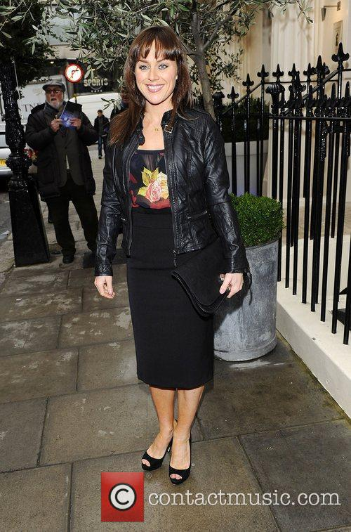 Jill Halfpenny, Laurence Olivier and Haymarket Hotel 2
