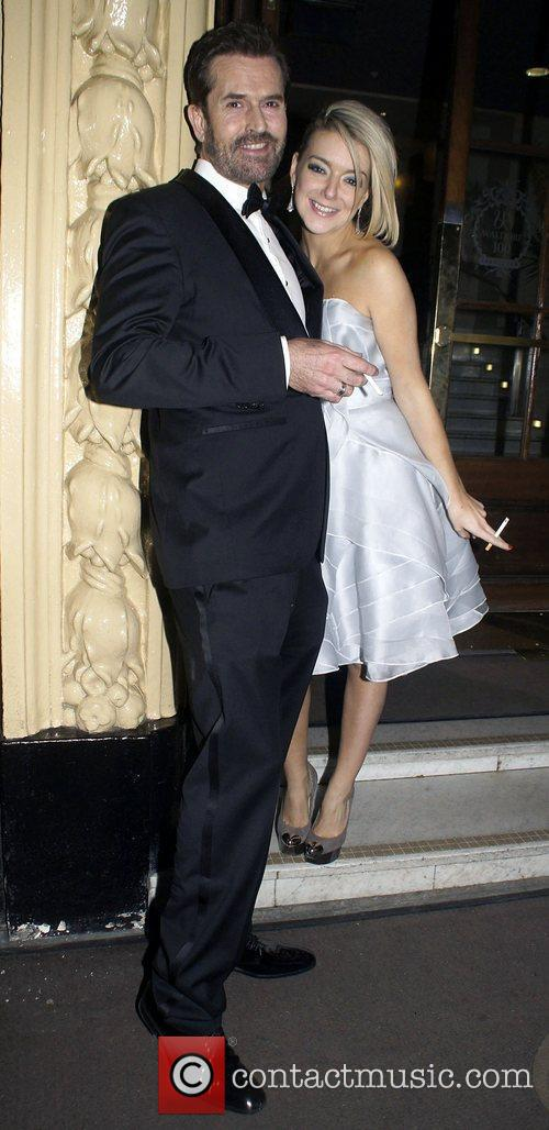 Sheridan Smith and Rupert Everett 1