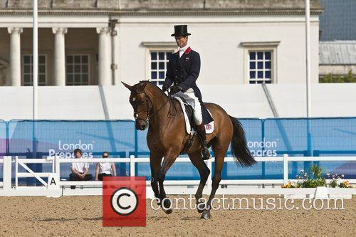 William Fox-Pitt The London 2012 Olympic Organising Committee...