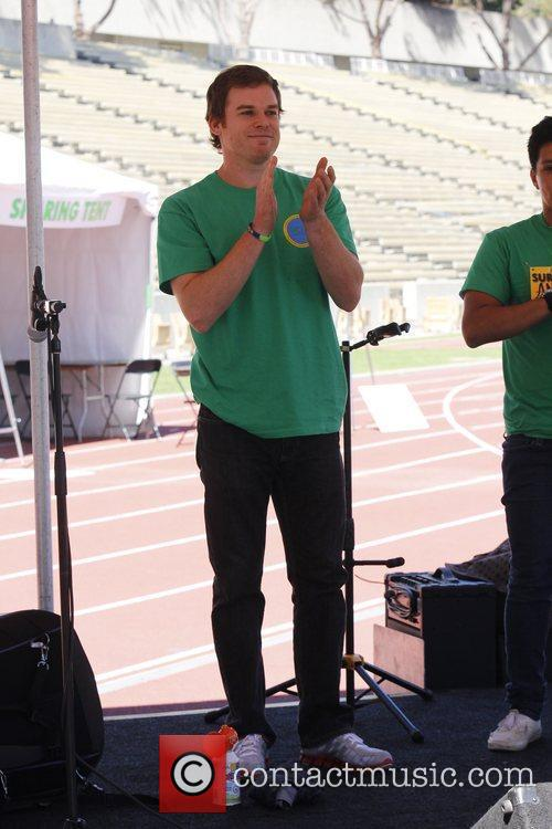 Michael C. Hall and UCLA 1