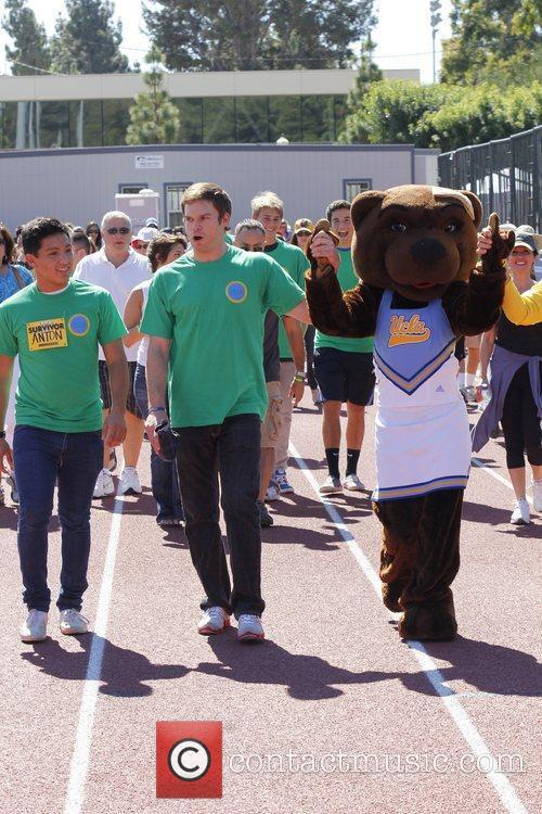 Michael C. Hall and UCLA 5