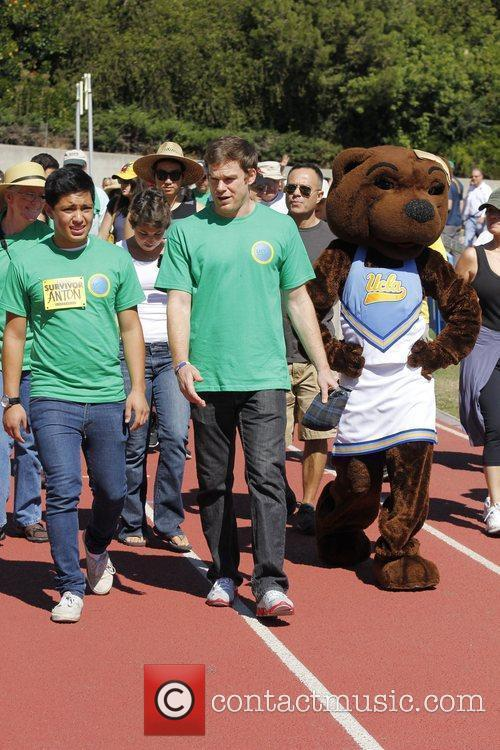Michael C. Hall and UCLA 4