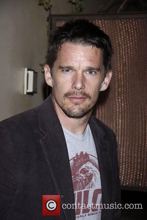 Ethan Hawke Opening night after party for the...