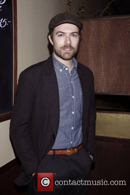 Noah Bean Opening night after party for the...