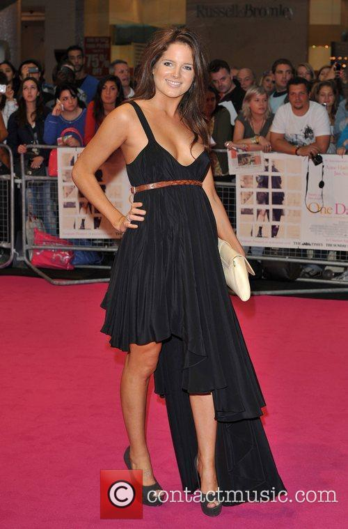 One Day - UK film premiere held at...
